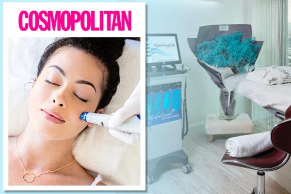 Редакция тестирует: процедура вакуумного очищения Hydra Facial