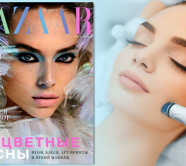 План действий: лучшие салонные процедуры по версии Harper's Bazaar