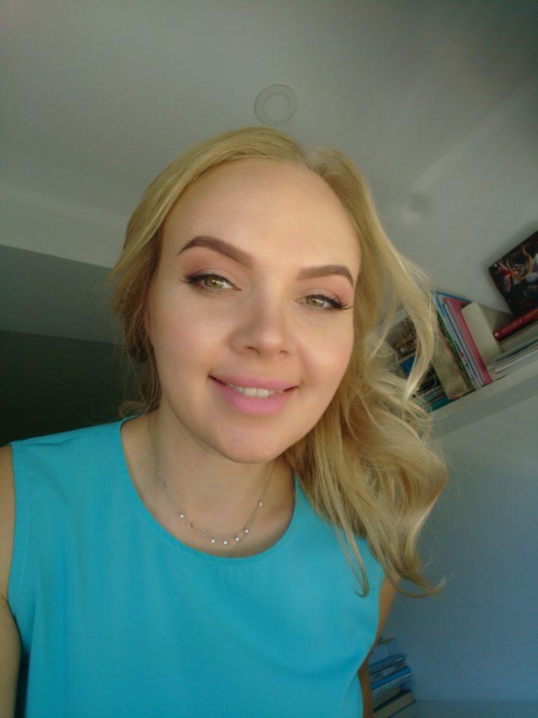 Мария Манжула, косметолог, руководитель крымской дистрибьюторской компании Estetica LaRusse