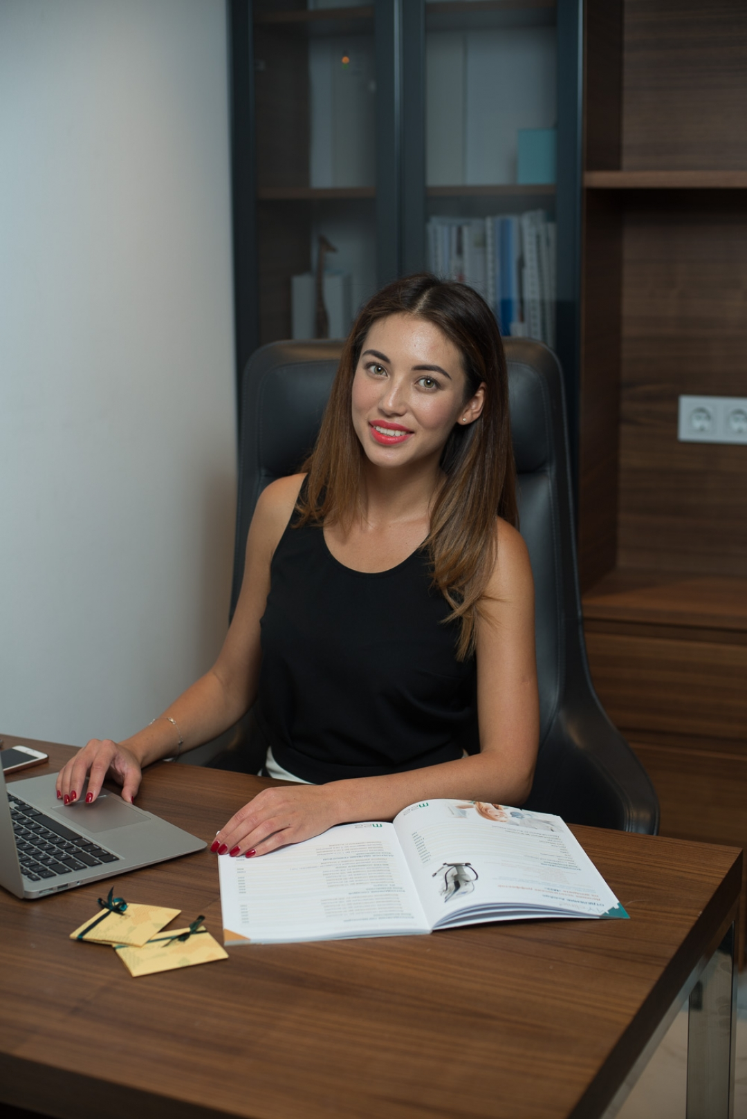 Татьяна Ким, управляющая My Clinic в Ялте
