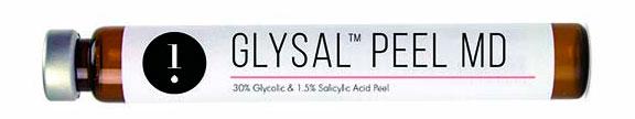 Glysal Peel MD HydraFacial