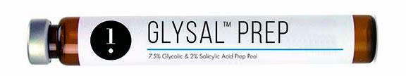 Glysal Prep Hydrafacial